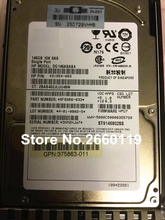 100% working original server hard disk drive for HP 432320-001 375863-012 146G 10K SAS 2.5 HDD with good quality