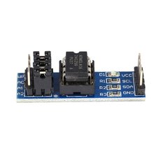 New 5 PCS AT24C256 Serial EEPROM I2C Interface EEPROM Data Storage Module Wholesale and Retail(China)