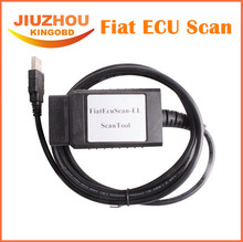 Hot sale 2016 for Fiat ECU Scan Cable Tool OBD Diagnostic For Fiat / Alfa Romeo / Lancia USB Fiat Scanner With Lowest Price