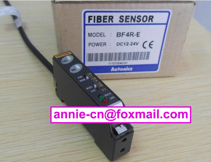 BF4R-E   AUTONICS New and original  FIBER SENSOR  DC12-24V<br><br>Aliexpress