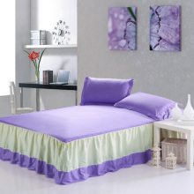 100% cotton bed sets Bedspread bed skirt Mattress protective case cover BEDSKIRT 1PCS 120 * 200*45/150 * 200*45/180 * 200*45cm