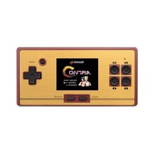 Hot sale FC pocket classic retro 30 anniversary video game children's handheld game console 2.6 inch screen 600 games tv game