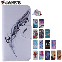 Buy Painted Style Leather Protector TPU Cover Case Wallet Card Slots Phone Case Samsung Galaxy S6 Edge Plus Cases for $3.98 in AliExpress store