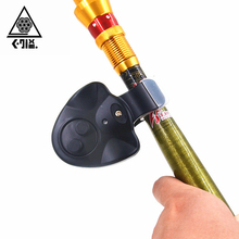 Electronic Fishing Rod Clip-On Fish Bite Alarm Fishing LED Light Alert Bell Alarm Fishing Tackle Accessories Tool(China)