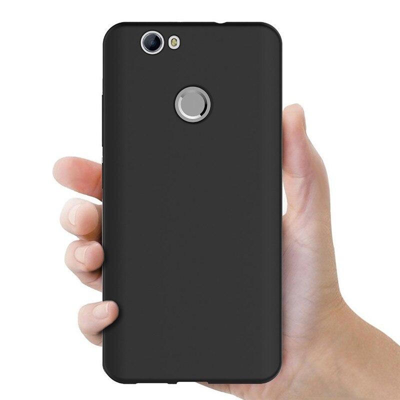 For Huawei Nova Case Huawei Nova Case Soft Silicone Back Cover Phone Case For Huawei Nova 1 Nova1 CAN-L11 Black (4)