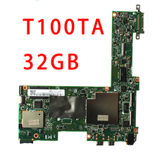 HOT selling 3.28 Asus Transformer T100TA Tablet Motherboard 32GB Atom 1.33Ghz CPU 60NB0450-MB1070