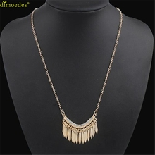 Buy Diomedes Newest Luxury Necklace Luxury Womens Bib Crystal Rhinestone Pendant Long Chain Statement Necklace #0105 for $1.01 in AliExpress store