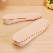 Unisex Height Increase Insoles EVA Shoes Lift Unisex Orthotics Insole adjustable light weight  Insert Pads 1.5cm 2.5cm 3.5cm