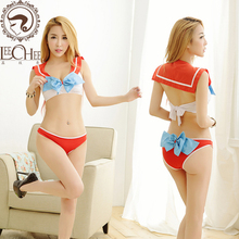 Buy Leechee Q740 Sexy lingerie women erotic underwear sexy pajamas uniform temptation cosplay simple hot tematation porn costumes