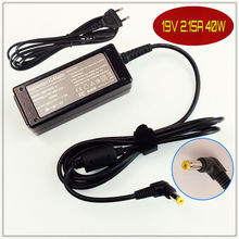 For Acer Aspire One 8.9'' 10.1''& Gateway Mini PC 11.6'' Netbook/19V 2.15A Laptop Ac Adapter Charger POWER SUPPLY Cord