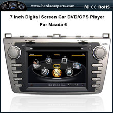 Car Radio For Mazda 6 2009-2011 With Stereo GPS A8 Chipset 3 Zone POP BT FM/AM