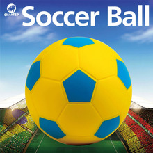 Toys High Quality New 2017 Official Size 4 Football Ball PU Foam Slip-Resistant Football Seemless Match Training Soccer Ball Kid