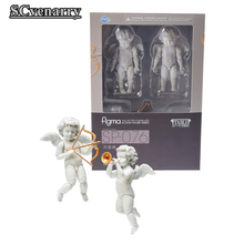 Figma SP-076 The Table Museum Angel Statue Cupid Doll PVC Action Figure Collection Model Doll Toy