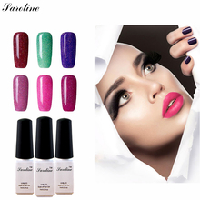 saroline Color Series lucky Nail Gel Polish Neon Color Gel Varnish DIY Nail Manicure Gel Lacquer For Halloween Gift soak off