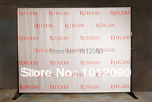 Telescopic Pop Up Banner Stand Jumbo/Background Support System Stands/Ordinary Background