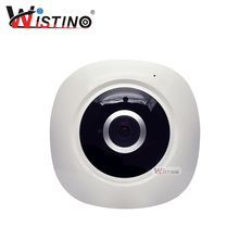 Wistino 720P Wireless Panoramic Camera 1MP Fisheye  IP Camera HD 1080P WIFI PTZ CCTV Cam 3D VR Video Baby Monitorr Surveillance