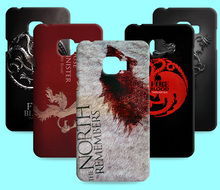 Ice and Fire Cover Relief Shell For Samsung Galaxy A5 Cool Game of Thrones Phone Cases For Galaxy A5 2016