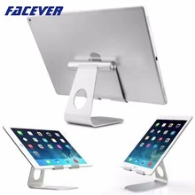 Facever Universal Desk Desktop Stand For iPad iPhone Aluminum Tablet Table Holder For Samsung Xiaomi Phone Tablet Pc Stand
