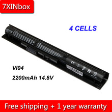 Laptop Battery Pavilion 756745-001 HSTNN-LB6J 4cell 7xinbox 2200mah HP for 15/17/756745-001/..
