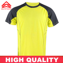 New Sports Style Summer Mens Designer Quick Dry T-Shirt Slim Fitness T Shirt Sports Loose Basketball Wear Tops Suit For Climbing(China)