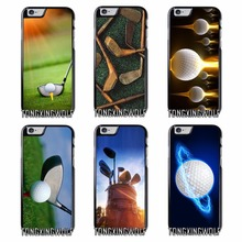 Play Golf ball Cover Case For Huawei P8 P9 P10 Lite Honor 8 9 5C 5X Xiaomi redmi note 4 4X 3S 3X Oneplus 3 3T 5(China)