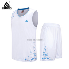 kids basketball jersey kits blank sporting jerseys comfortable training sets boys basketball uniforms  suits 6 colors available