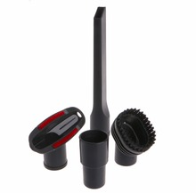 4 In 1 Vacuum Cleaner Brush Nozzle Home Dusting Crevice Stair Tool Kit 32mm 35mm