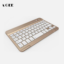 Universal Mini Slim Wireless Bluetooth Keyboard for Iphone5 6 Ipad Air2 Mobile Phone Tablet Computer Support IOS Androld Win8(China)