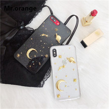 Buy 3D Moon Stars Bling Glitter Phone Cases Cover iphone 7 7Plus Space Planet Soft Silicon Case iphone X 6 6s 6splus 8 8plus for $4.39 in AliExpress store