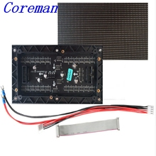 Coreman p5 p4 p3 led sign P3 indoor 64x32 led display module dot matrix p3,P3 led module 192x96mm small board rental HD led wall