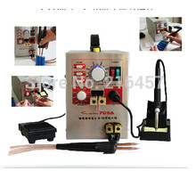 New Mobile Phone Notebook Battery Micro Pulse Spot Welder Welding Equipment Machine & Solding Machine Solder Two in One(China)