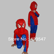 Spiderman Spiderman Halloween clothes children's clothing Children's tights Spiderman suit