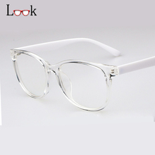 2017 Fashion Ultra Light Can Be Bent Optical Glasses Frame Women Men Clear Computer Glasses Prescription Eyewear Lunette De Vue(China)