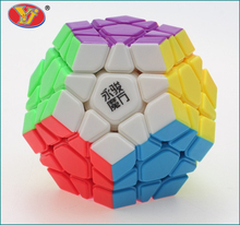Yongjun Yuhu 12-side Magic Cube YJ Speed Puzzle Cubes Learning & Educational Toys for Children