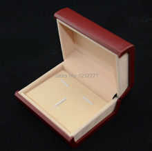 Gifts box  Tie Clips & Cufflinks box  red  Fashion Tie clip cufflinks gift boxed