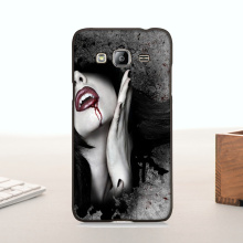 New Arrival Phone Ultrathin Case For GALAXY J3 case  Strange 3D effects design sexy girl