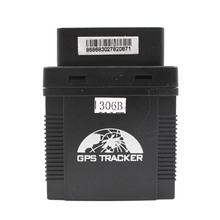 GPS GSM GPRS Tracking OBD Vehicle Tracker GPS306B goole SMS Real time tracking 2.4G attendance management TK306B