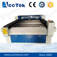 co2 laser cutting machine with Reci laser tube and long life service time