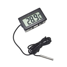 New Professional LCD Digital Panel Temperature -50-110 Degree Thermometer Probe Sensor 1PCS(China)
