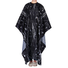 New Brand Kanbuder 1PC Pro High Quality Salon Hair Cutting Cape Barber Hairdressing Haircut Apron Cloth For Unisex Pretty(China)