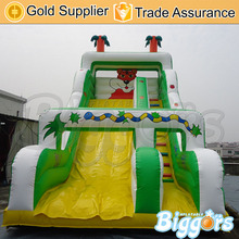 New Finished Products Commercial Outdoor Giant Cheap Water Dry Inflatable Slide Inflatable Water Slide(China)
