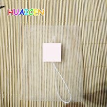 New Nylon Empty Pyramid Tea Bag Tea Infuser Tea Strainer Teabag 1000pcs/lot(China)