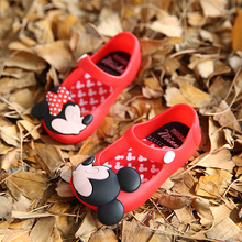 Hot sales 2017 children beach Sandals kids toddler baby little girl crystal jelly shoe footwear candy smell style