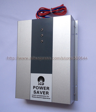 Wholesale New 300KW 3 Phase Energy Saver 300000W Triphase Power Saver Electricity Compensator Energy Saving Tool for Industry(China)