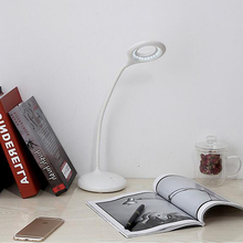 1 PCS  For Home Reading Studying Working Soft eye-care LED Desk Lamp  Touch Sensor with Adjustable Table Lantern