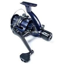 Boat fishing spinning wheel spinning reel fishing baitrunner Reels Plastic Head Metal Core fishing reels Free Shipment L257(China)