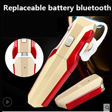 Replaceable battery bluetooth headset Mini stereo bluetooth 4.1 headphones wireless bluetooth handfree with charging box<br><br>Aliexpress