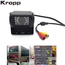 Factory Selling New Car Rear View Camera For Bus/Truck/Farm vehicle/Tanker/Coach bus Auto Reversing Backup Parking(China)