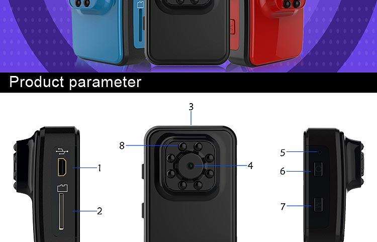 R3 WIFI camera 16