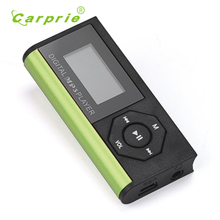 Carprie New Mini USB MP3 Music Media Player LCD Screen Support 16GB Micro SD TF Card 17Jun12 Dropshipping(China)